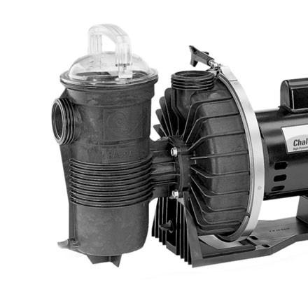 Pentair Challenger Pumps (4)