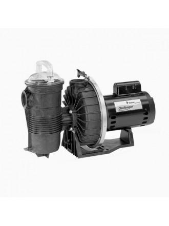 Pentair Challenger  Pump 2 HP 230V EE Energy Efficient 345208
