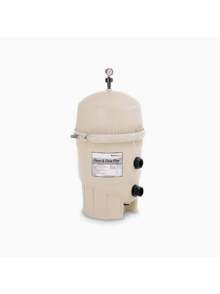 Pentair  DE Filter Fns Plus 60 SF W/O Valve 180009
