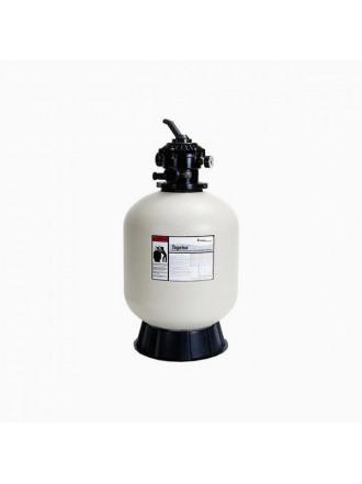 """Pentair  Ta40D Sand Filter W/1.5"""" Top Mount Valve 144126"""