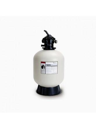 """Pentair  Ta50D Sand Filter W/1.5"""" Top Mount Valve 144127"""