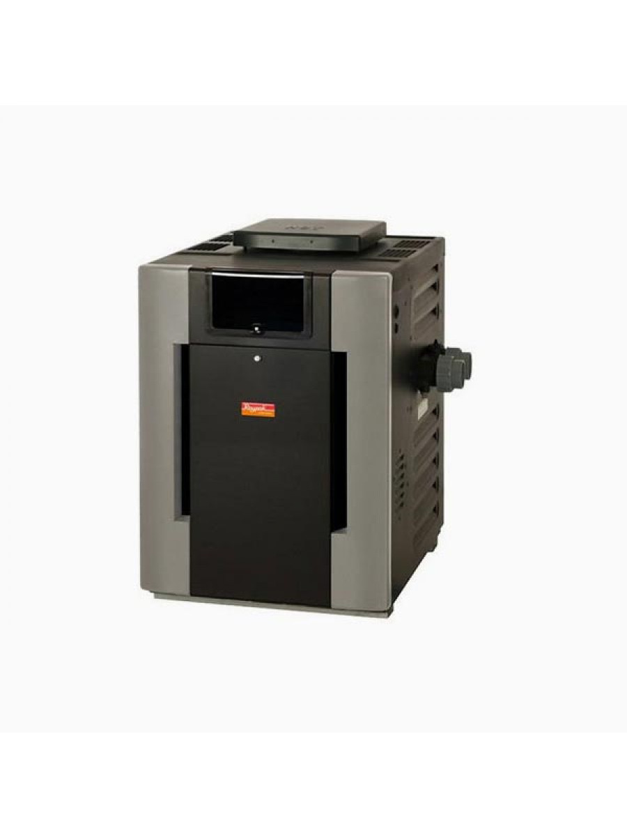 Raypak Natural Gas Commercial Pool Heater Low NOx ASME 332K BTU 009294