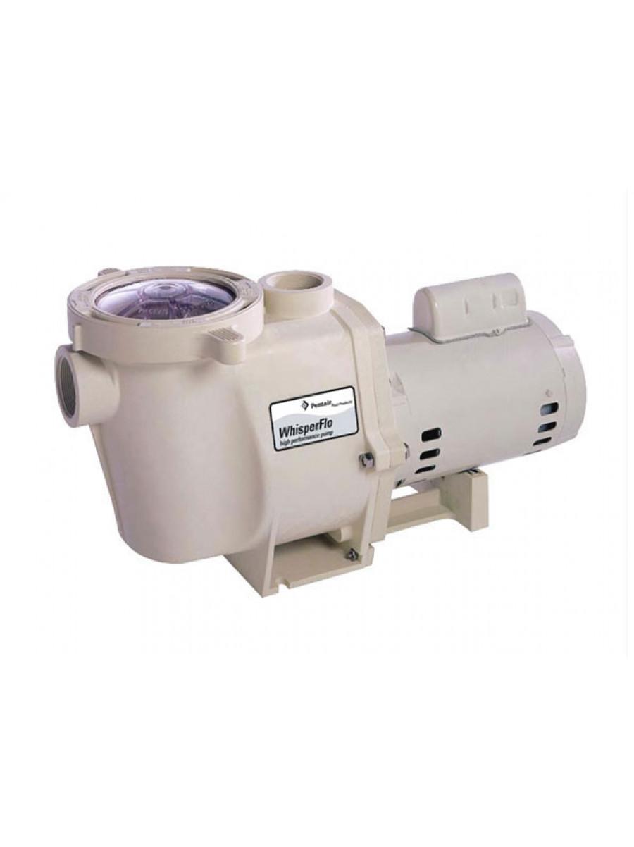 Pentair Whisperflo Pump 1 HP Two Speed 115V 012485